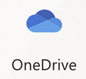 One Drive link icon