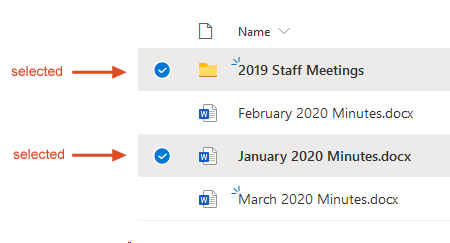 Article - Using OneDrive to Manage Files